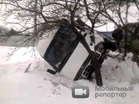 ДТП в Брянске (Мобильный репортер) - 2