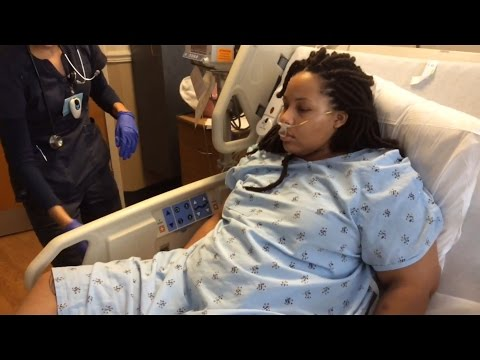 Laparoscopic Gastric Bypass   Day of Surgery