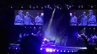 "Alicia Keys ""Fallin'"" & ""If I Ain't Got You"" Live In Chicago (Set The World On Fire Tour 2013)"