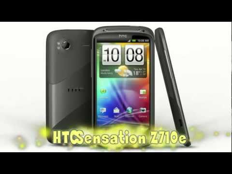 Обзор телефона HTC Sensation от Video-shoper.ru