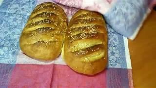 Овсяный хлеб с медом.