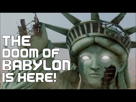THE DOOM OF BABYLON is HERE  THE GREAT TRIBULATION FOLLOWS!