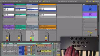 Ableton Live Easy Patch Triggering - Ableton Keys: Contemporary Worship Bundle