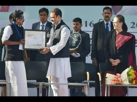 In Graphics: Rahul Gandhi elevated as president of Indian National Congress