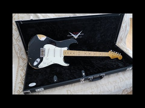 Fender Custom Shop 2007 NAMM Special Edition Shop 57 Strat