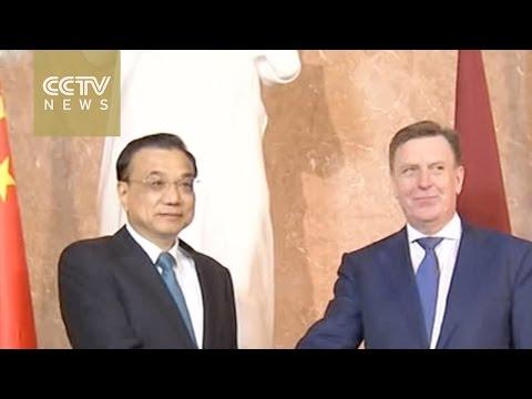 China enhances ties with CEE countries