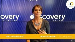 il Manifesto per l'occupazione femminile - Marinella Soldi AD Discovery Italia