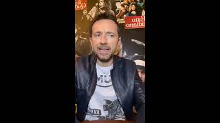 Andrea scanzi live su instagram (25/05/2020)