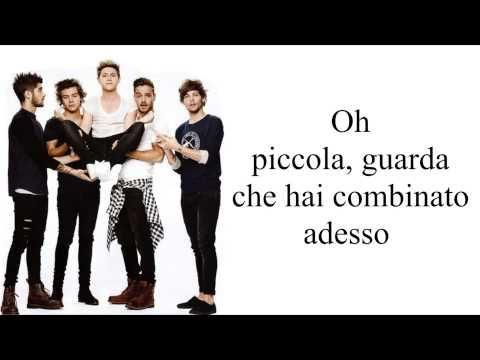 Stockholm Syndrome -  One Direction  - TRADUZIONE ITA (FOUR)