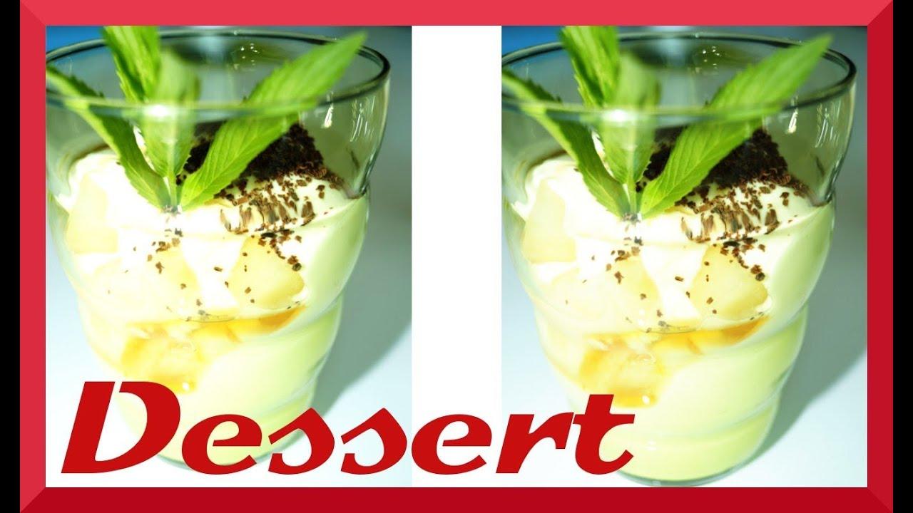 honigmelonen rezept dessert mit quark rahmjoghurt limette und honig youtube. Black Bedroom Furniture Sets. Home Design Ideas