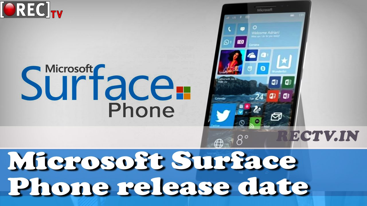 Microsoft Surface Phone Release Date, Specs Rumors: Possible Launch in Late 2017 With Redstone 3?