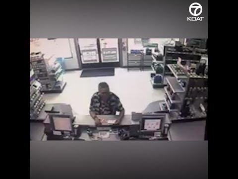 Video: Robbery At Batteries Plus