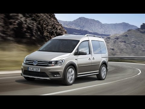 2016 volkswagen caddy alltrack review rendered price specs. Black Bedroom Furniture Sets. Home Design Ideas