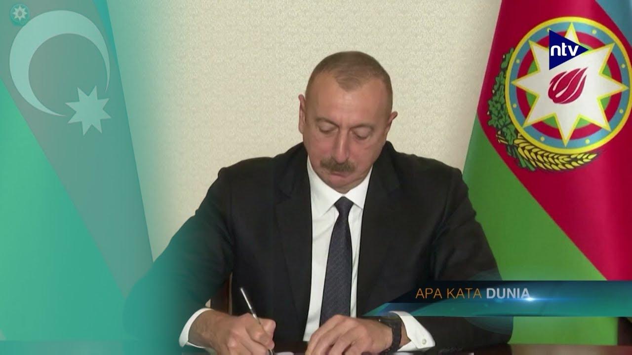 Putin Kerahkan Pasukan Hentikan Perang Armenia Vs Azerbaijan
