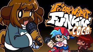 Friday Night Funkin' VS Coco FULL WEEK & Cutscenes (FNF Mod) (BF & GF Picnic Date)