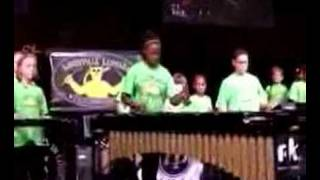 Louisville Leopard Percussionists in New York City
