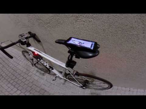 Review of Giant Defy 3 - Lupine Betty R14 - Designshine DS-500 - GoPro 3+