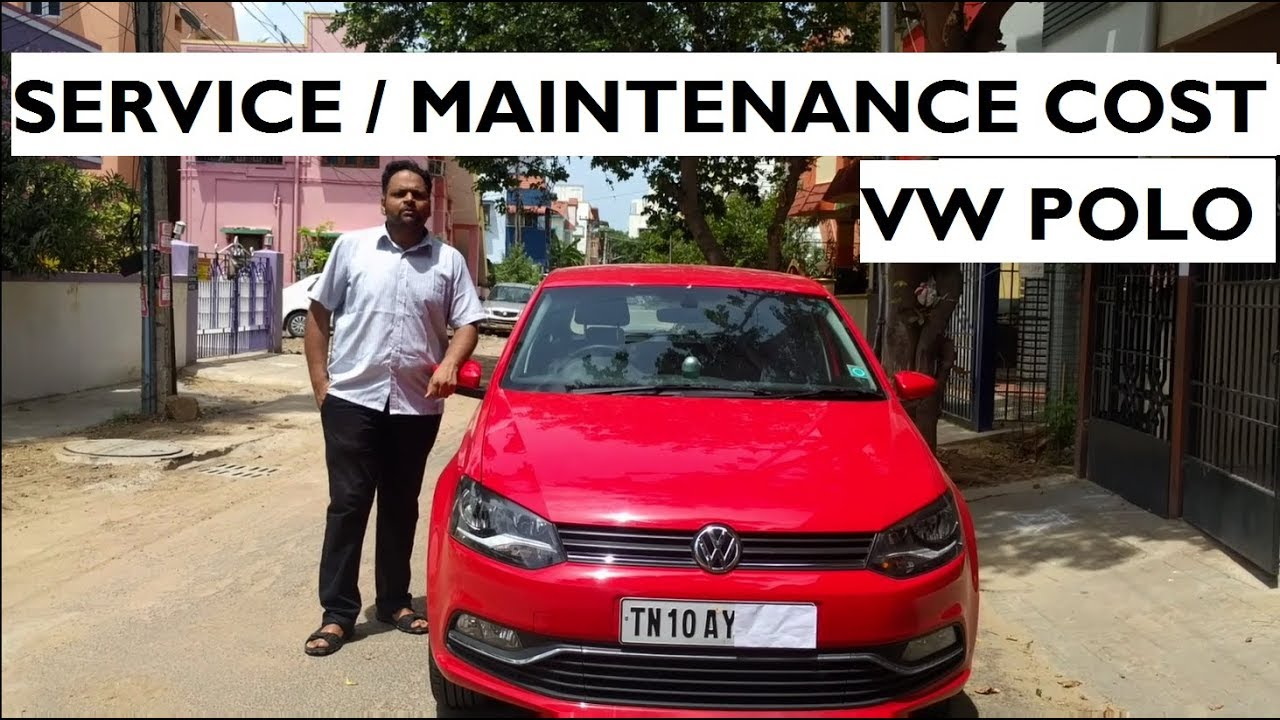 Service / Maintenance Cost of Volkswagen Polo
