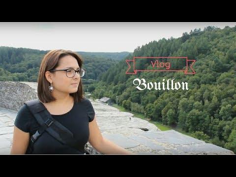 Bouillon Vlog - Castel visit tour