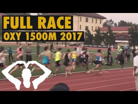 Mo Farah OXY 1500m 2017