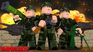 GREEN SOLDIERS ONLY! Roblox Tower Battle Challenge