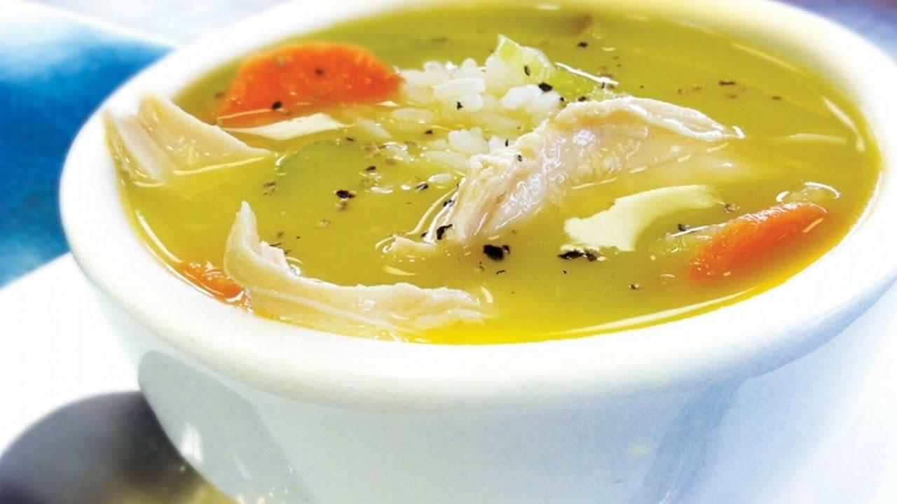 Как сделать куриный суп фото 832