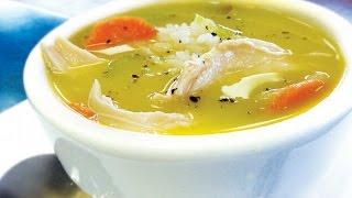 как сделать суп для начинающих