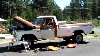 76 ford f-250 428