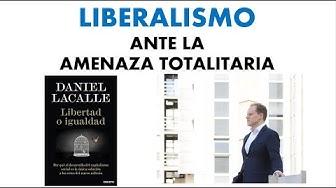 Imagen del video: LIBERALISMO ANTE LA AMENAZA TOTALITARIA. Compromiso Político y Batalla de las Ideas