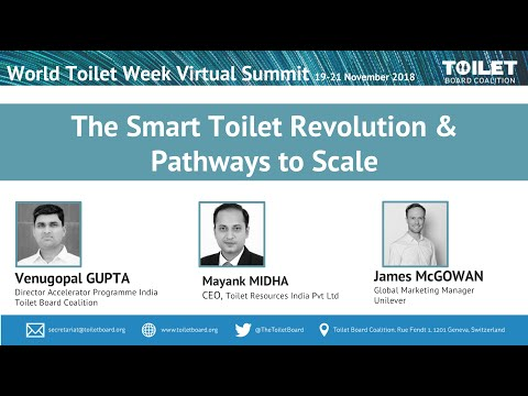 Smart Toilet Revolution Pathways to Scale