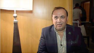 خاص بالفيديو..' بهيج حسين ' يتحدث عن كواليس جلسة تصوير ملكة جمال المكسيك