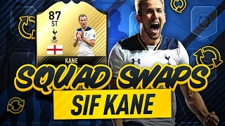 insane new fifa 17 squadbuilder harry kane swap squads