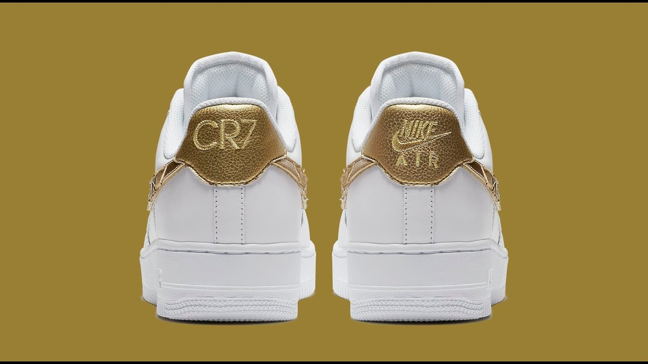 nike air force 1 cr7