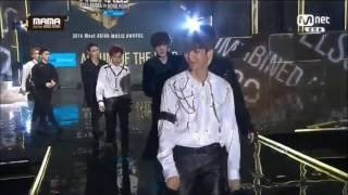 Can't Bring Me Down - EXO Gets 4th Daesang at MAMAs!
