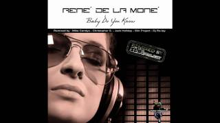 Baby do you know - René de la Moné (Radio Edit)