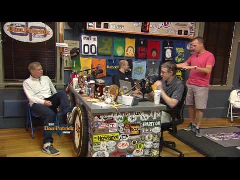 "DP Cold Open: ""Generally Managing"" | The Dan Patrick Show | 6/20/17"