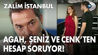 Agah, Şeniz ve Cenk'ten hesap soruyor! - Zalim İstanbul 11. Bölüm