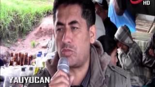 reportaje al distrito de yauyucan - santa cruz cajamarca parte 1