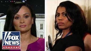 Pierson denies Omarosa's claim that Trump used racial slur