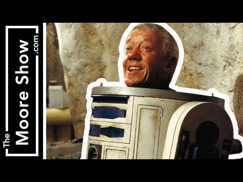 Kenny Baker R2D2 Star Wars Special Radio Interview