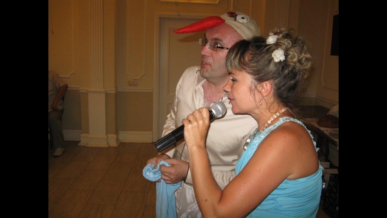 Ведущий на свадьбу ступино
