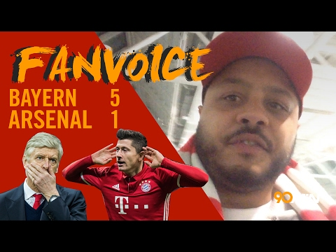 Bayern Munich 5-1 Arsenal | Troopz post match reaction | Arsenal are a laughing stock