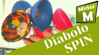 Diabolo, 4 Tricks to make your diabolo spin really fast