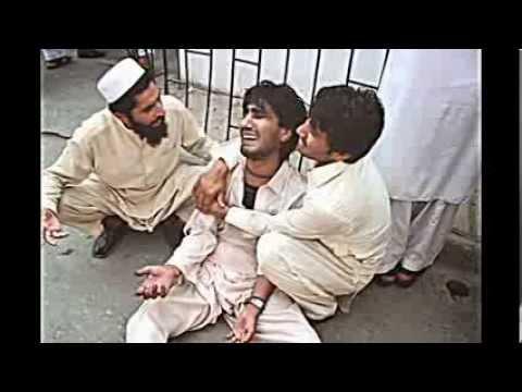 Third attack in Peshawar in the last eight days