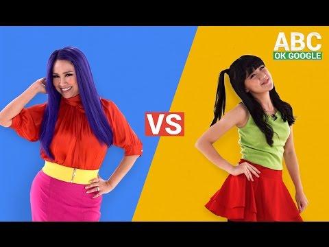 #SelaluTauMusik: Titi DJ vs Cindy Gulla main ABC OK Google