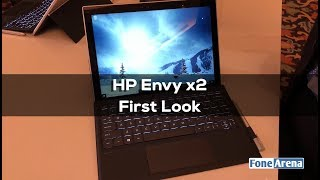 HP Envy X2 - Windows 10 PC powered by Qualcomm Snapdragon 835