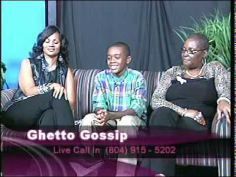 Ghetto Gossip : Topic :  2 Cancer Survivors Fighting  and Uplifting People