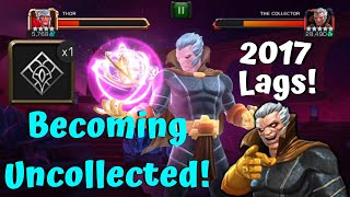 Lagacy Becoming Uncollected! 5.2 Collector 4*s Only 2017! - Marvel Contest of Champions