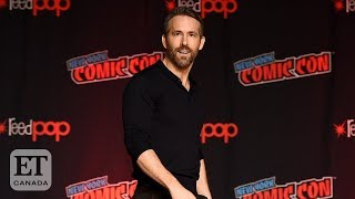 Ryan Reynolds Previews 'Free Guy' At NY Comic-Con