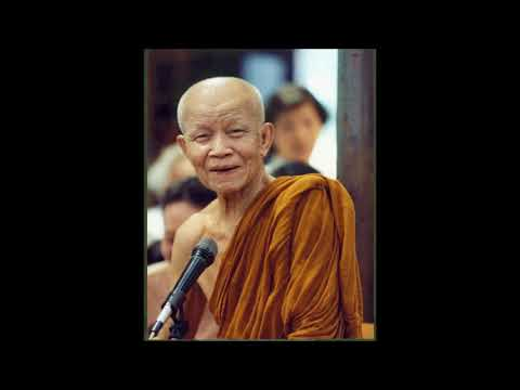 03 Ajahn Maha Boowa Desana on 5 Dec 1966 Avijja hides the true citta the true Dhamma